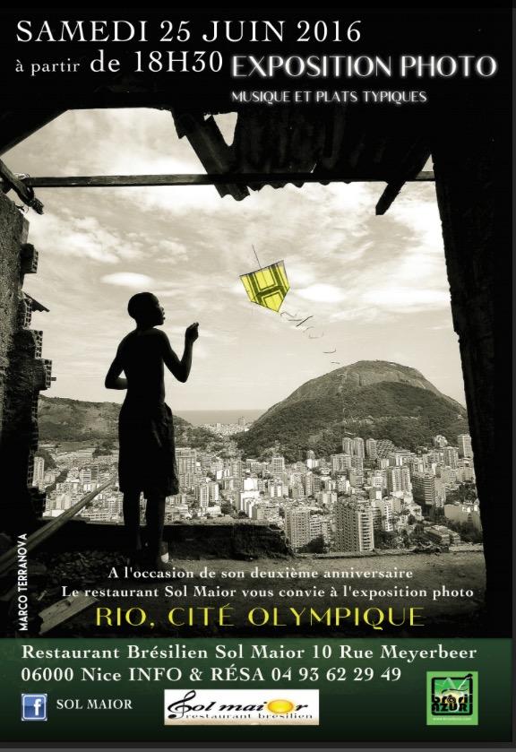 Rio cit olympique brasil azur for 25 juin 2016
